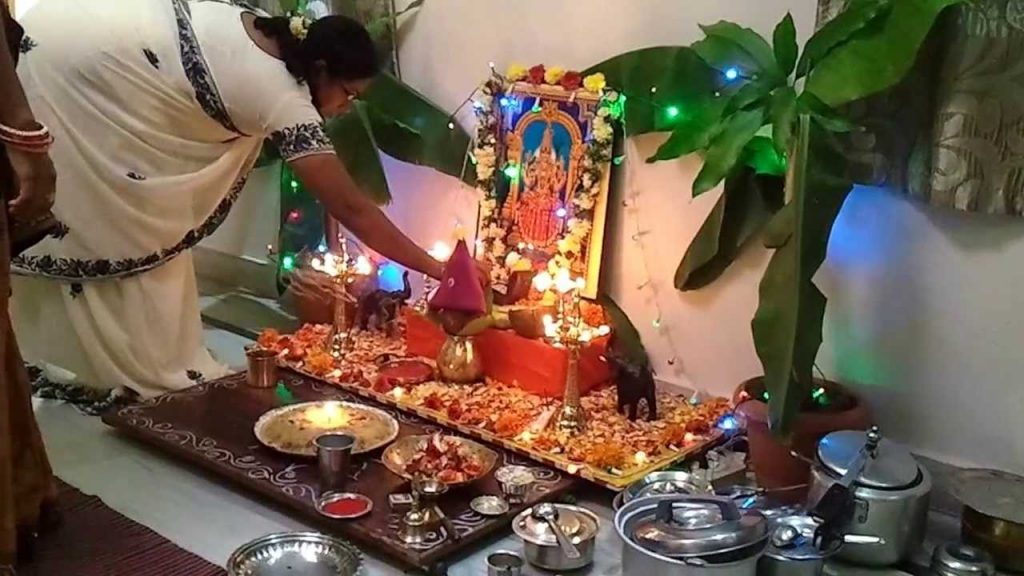 दसहरा पूजन विधि - Dussehra Puja Vidhi at Home in Hindi